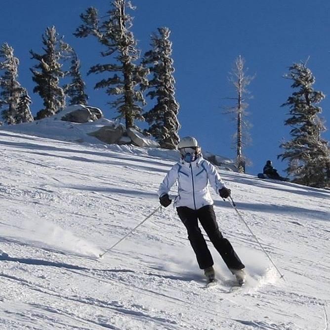 kate evans ski
