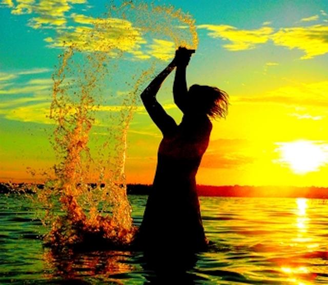 splash of life