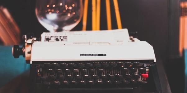 write for elephant author typewriter get paid to write