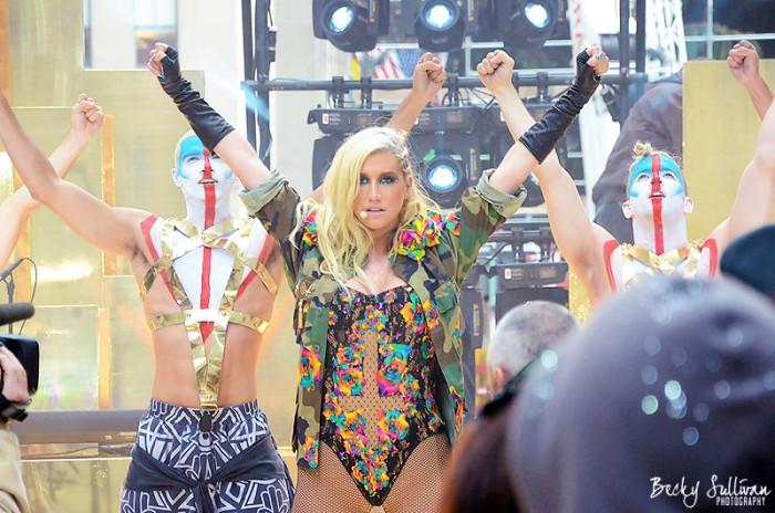 Kesha large Becky Sullivan