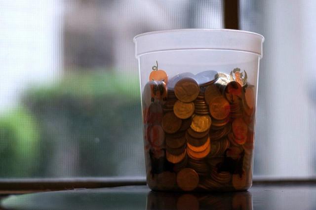 money coins spend