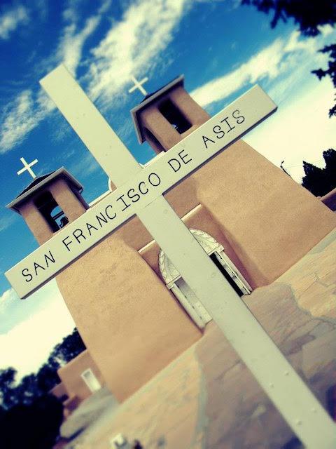 san francisco de asis author's own