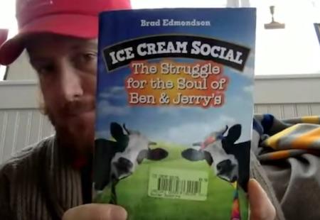 Waylon Lewis Ben & Jerry's Business book