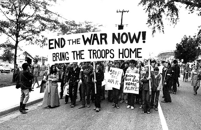 end war peace protest