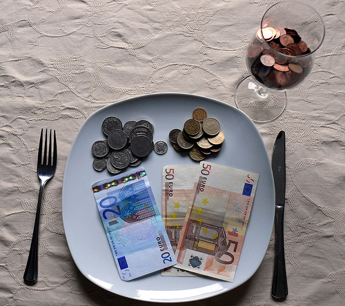 money eat
