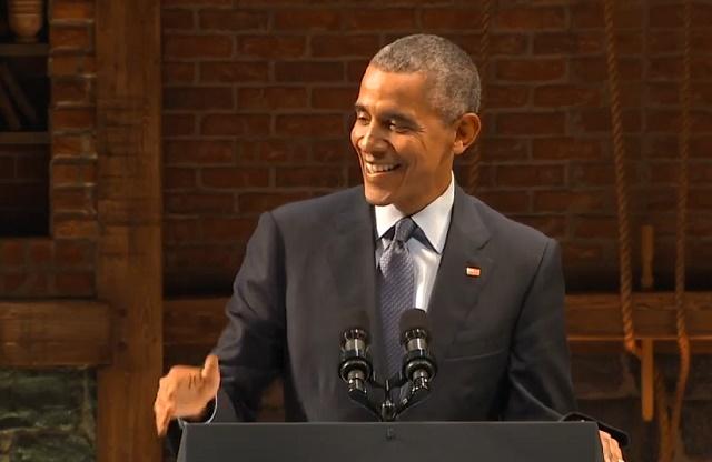 obama video grab do not reuse