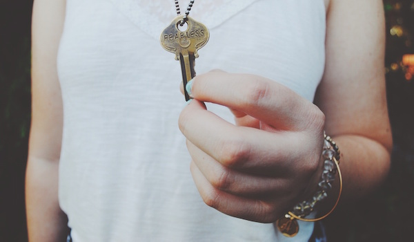 key, fearless
