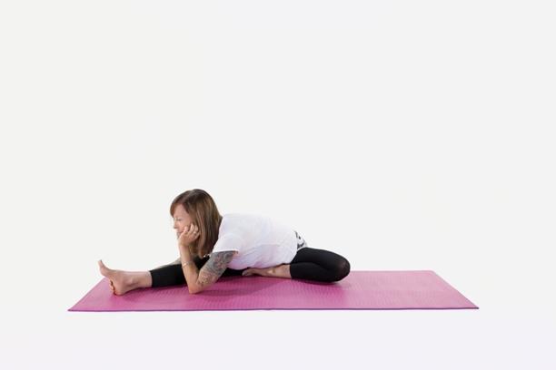 yin yoga by Denise Payne