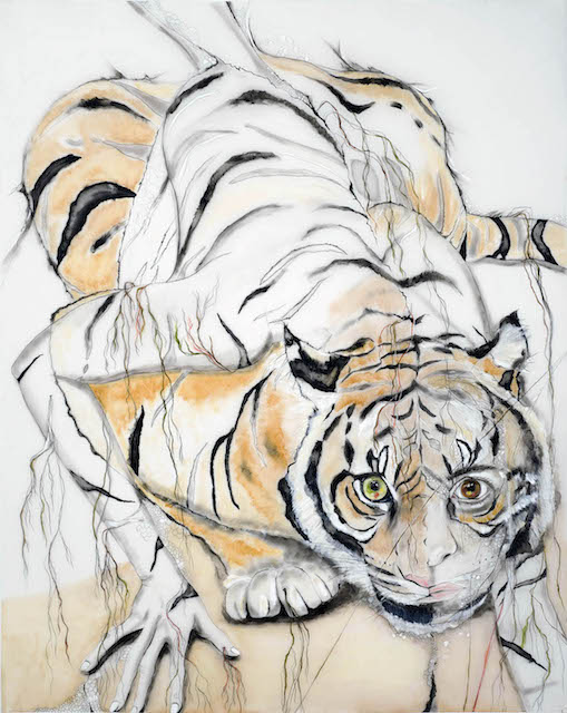Used by author with permission from artist, Paula Barkmeier: http://paulabarkmeierart.com/
