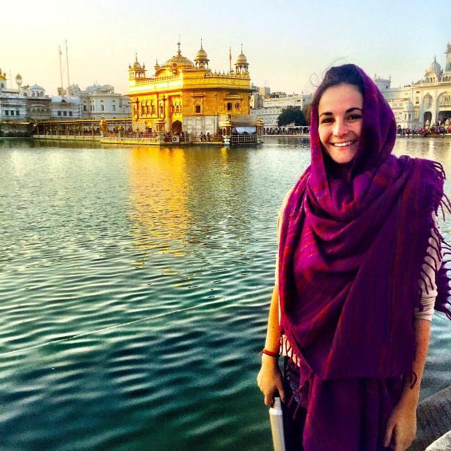 Solo Female Travel India Ele