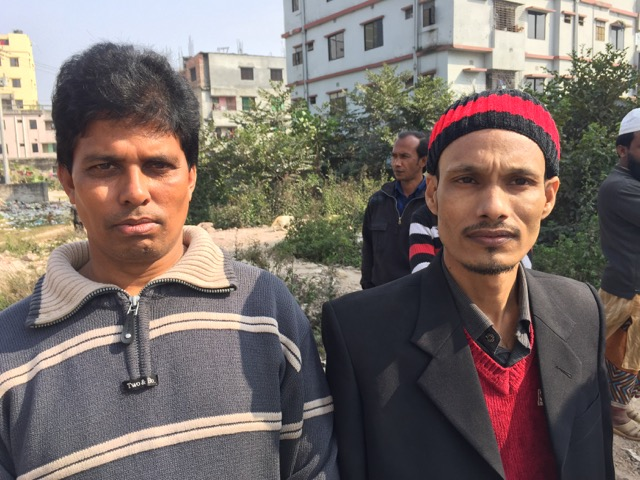 anniversary of the Rana Plaza factory collapse 2