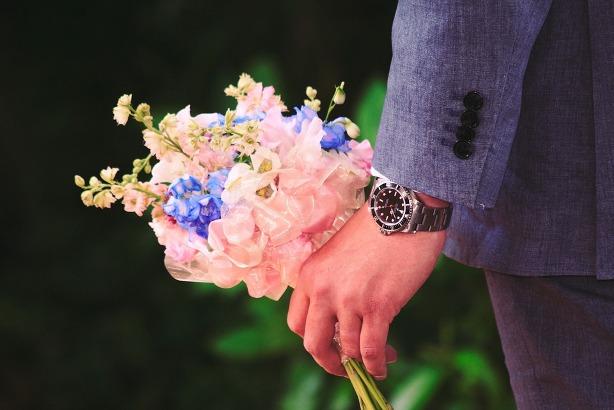 mr right bouquet flowers date romance