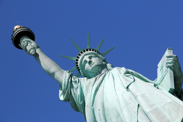 statue of liberty america patriotism