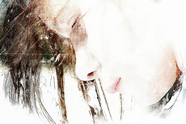 sketch, sad, vulnerable, human, drawing