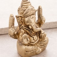 mighty ganesh statue from the mindful market