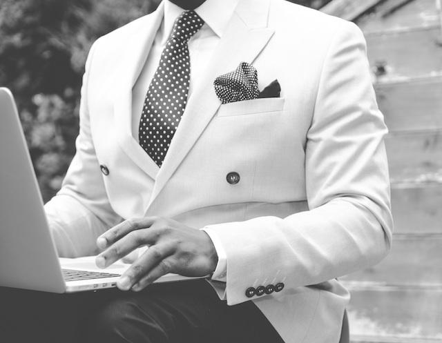 suit fancy clothes rich man fashion