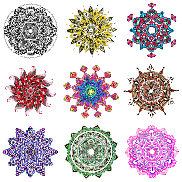 Choose The Mandala That Calls To You Discover The Meaning