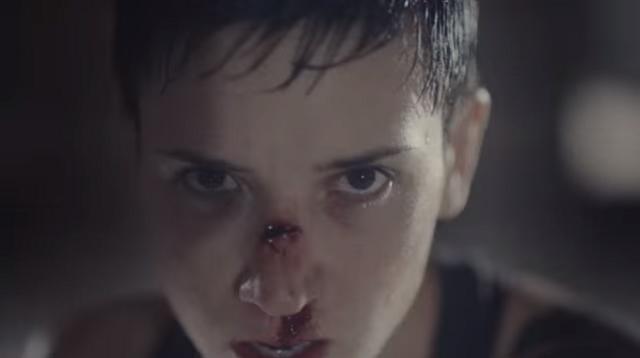 Bodyform ad screenshot