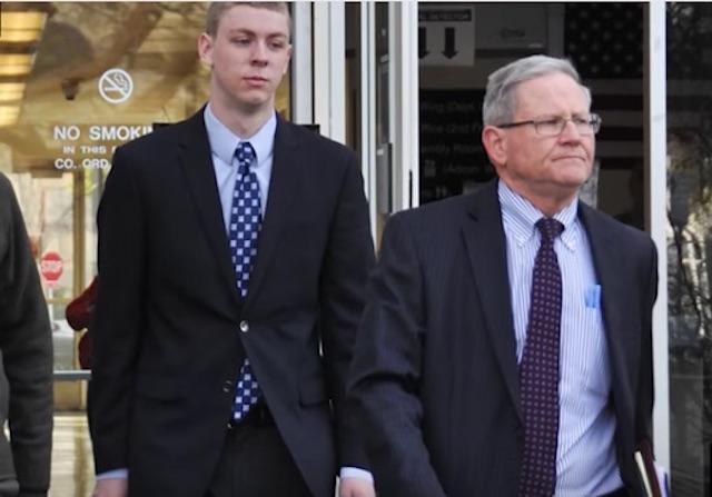 Brock Turner court appearance