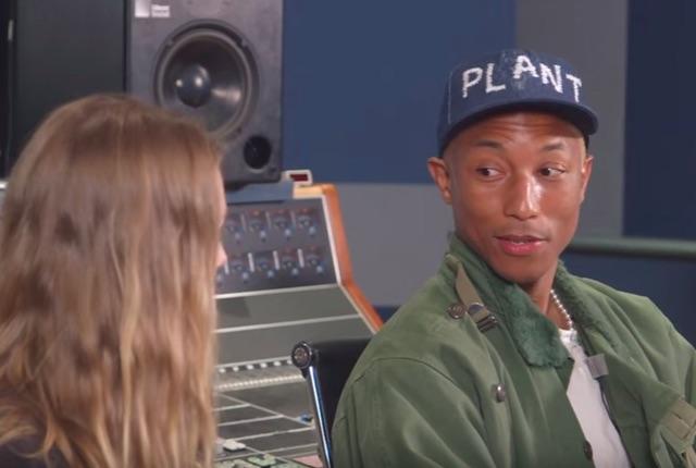 Will Pharrell/Maggie Rogers
