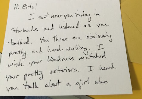 Michelle Icard letter