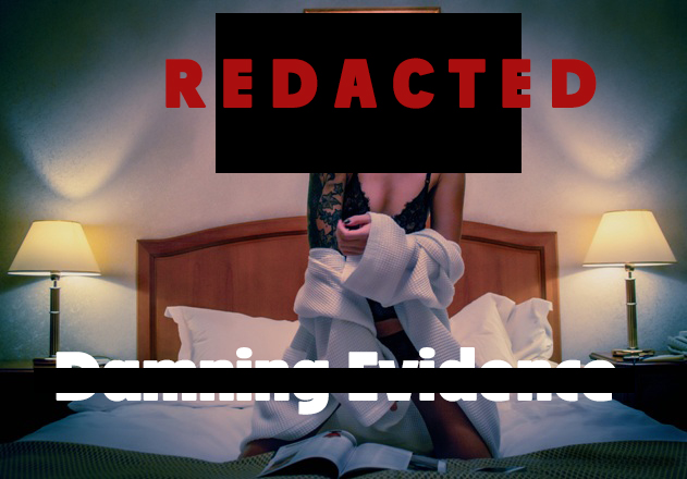 damning evidence redacted secrets online