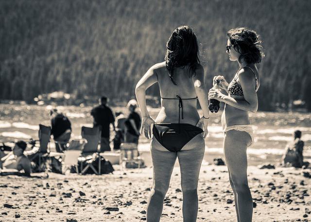 girls beach bodies