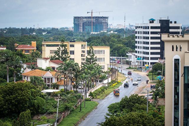 mombasa kenya city
