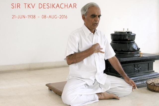 T. Krishnamacharya the Father of Modern Yoga