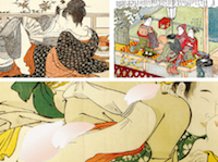 Ancient Pervy Japanese Porn. I mean, Art. (Shunga)