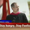 A Classic Commencement Speech: Steve Jobs (Plus, the Buddhist 4 Reminders).
