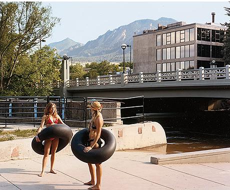 Boulder people