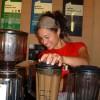 Venti Decaf Iced Coffee, Light Ice Please. ~ Sharon Marrama