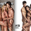 "Breaking: Rolling Stone True Blood naked cover ""rips off"" PETA ad."