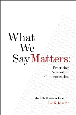 Review What We Say Matters Practicing Nonviolent