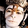 Hanuman, the Rock Star God.