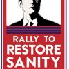 Rally: Jon Stewart Closing Speech.