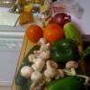 Ethiopian Vegetarian Feast.