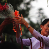 Aung San Suu Kyi is Free!