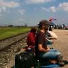 Auschwitz Day 3: Settling in.