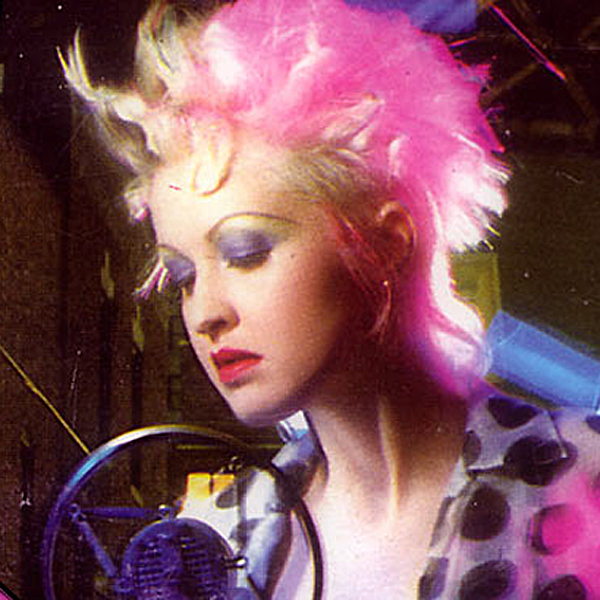 True Romance Enchanting Schemes To Keep You Cosy This: True Colors- Cyndi Lauper's Yogic Inspiration?