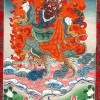 Padmasambhava: conquer Aggression with Outrageousness. ~ Linda Lewis