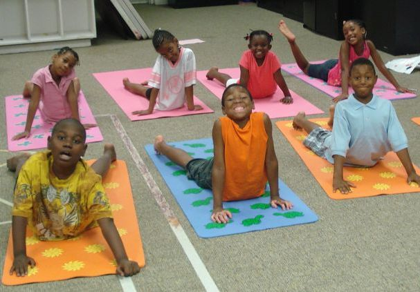 5 Top Reasons Why Yoga Could Work Wonders For Your Kids