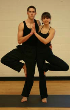 unifying oppositions how to practice partner yoga