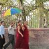 HH Karmapa at Deer Park.