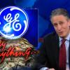 Jon Stewart: General Electric? A**holes.
