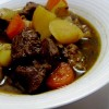 Meatless Guinness Stew