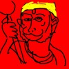 Hanuman Popped My Cherry – That Cheeky Little Monkey