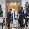 Arrest that Rabbi & take away his wheelchair. {Debt Ceiling protest}