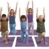 The Essential Element of a Little Flower Yoga Children's Class. ~ Jennifer Cohen Harper